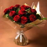 Red Roses for delivery in Leeson Street