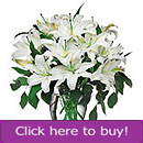 Virginia florist special lily arrangement