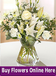 Whitestown florist floral  bouquet